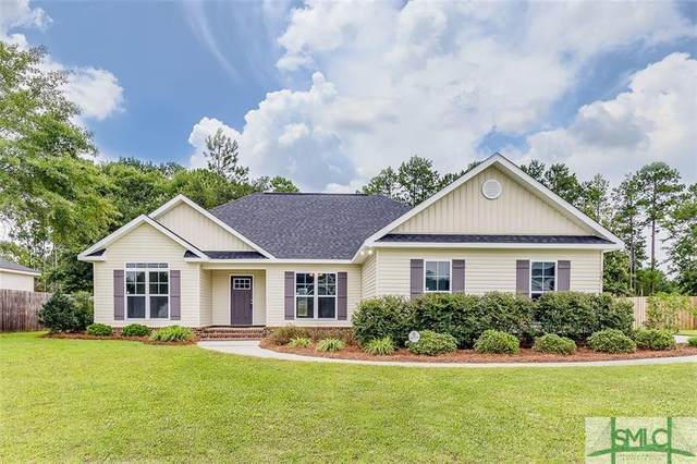 107 Kingsley Drive N, Guyton, GA 31312 (MLS #231003) :: Heather Murphy Real Estate Group