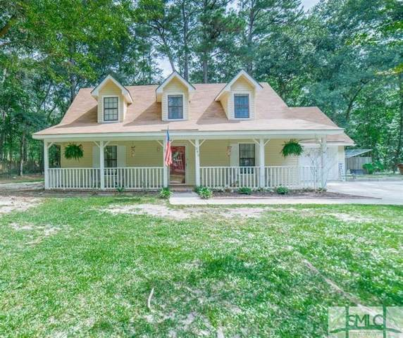 345 Bailey Plantation Drive, Richmond Hill, GA 31324 (MLS #231007) :: Keller Williams Realty-CAP
