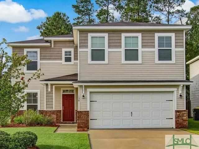 138 Lakepointe Drive, Savannah, GA 31407 (MLS #231009) :: Keller Williams Realty-CAP