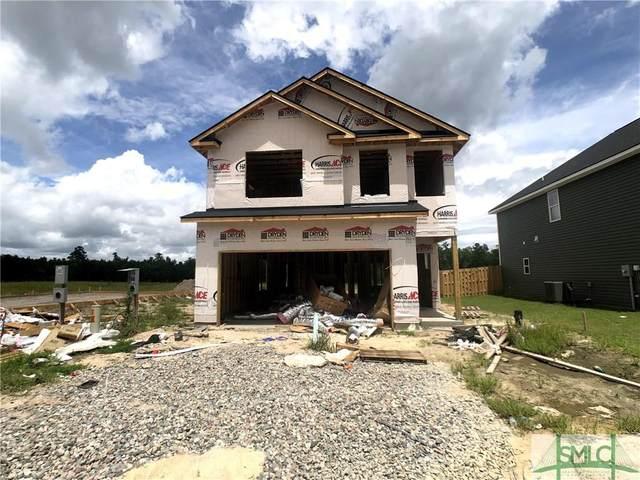 818 Fairview Circle, Hinesville, GA 31313 (MLS #231025) :: Keller Williams Realty-CAP