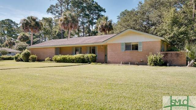 203 Devonshire Road, Savannah, GA 31410 (MLS #231027) :: Teresa Cowart Team