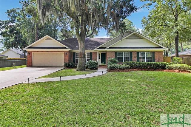 103 Yucca Place, Savannah, GA 31410 (MLS #231033) :: Teresa Cowart Team