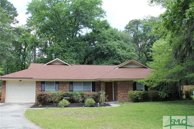 19 Barrington Circle, Savannah, GA 31419 (MLS #231035) :: Bocook Realty