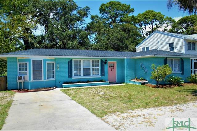507 Jones Avenue, Tybee Island, GA 31328 (MLS #231036) :: Liza DiMarco