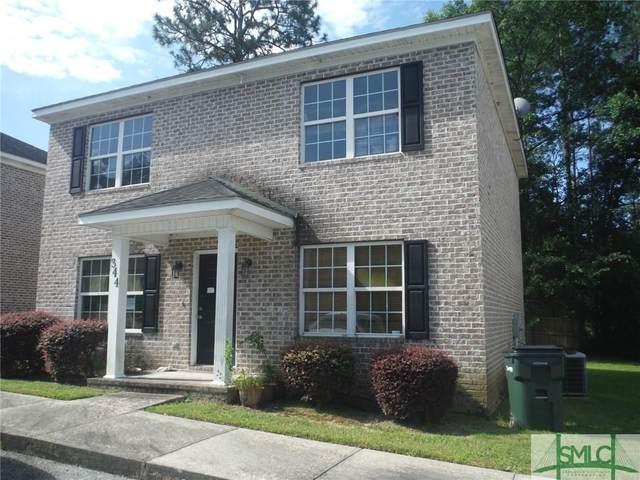 344 Langston Chapel Road, Statesboro, GA 30458 (MLS #231047) :: The Arlow Real Estate Group