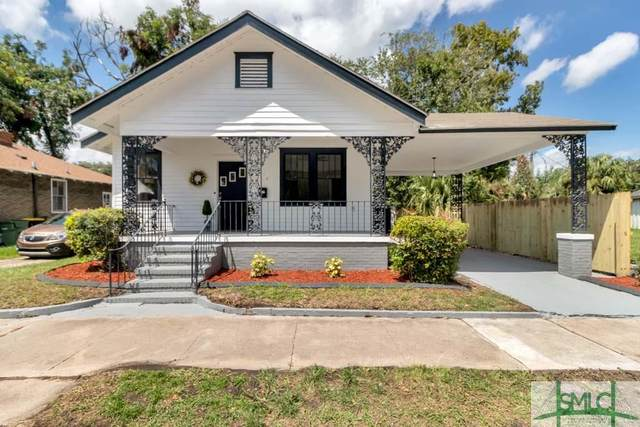 1012 E 39th Street, Savannah, GA 31401 (MLS #231049) :: Bocook Realty
