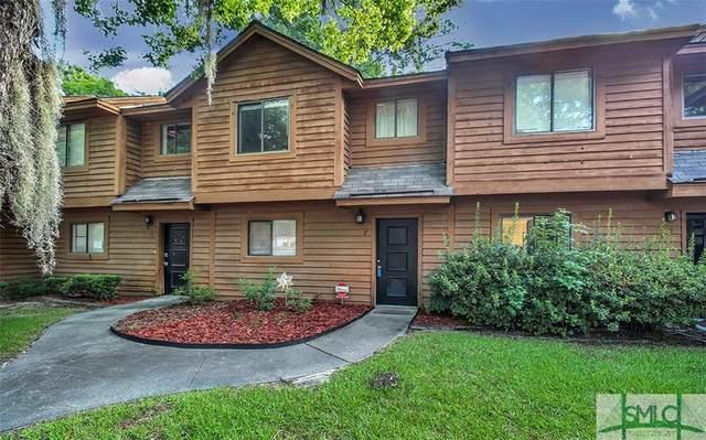 10710 Egmont Road #7, Savannah, GA 31406 (MLS #231051) :: Coastal Homes of Georgia, LLC