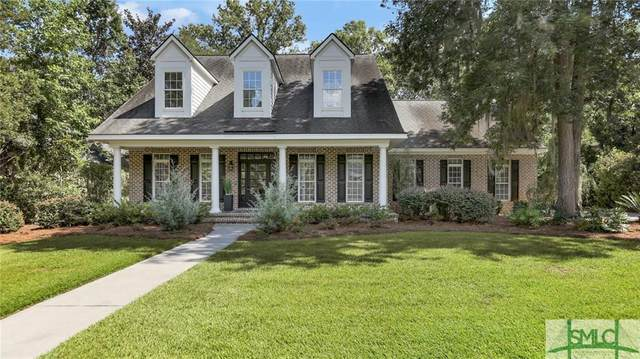 16 Woodland Creek Road, Savannah, GA 31405 (MLS #231058) :: Liza DiMarco