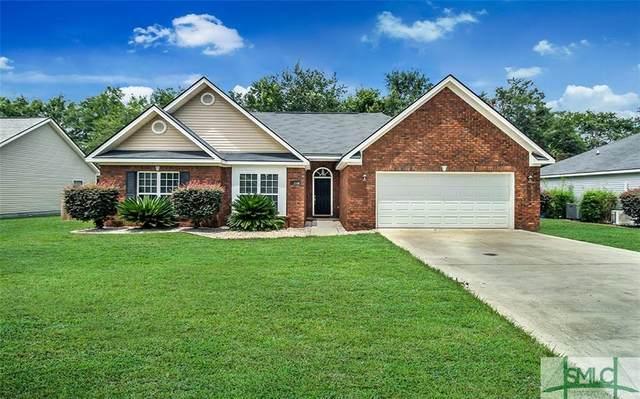119 Crossing Circle, Rincon, GA 31326 (MLS #231063) :: Level Ten Real Estate Group