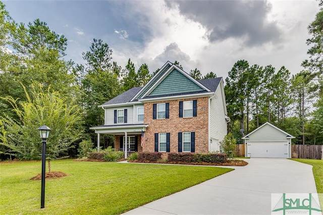 179 S Effingham Plantation Drive, Guyton, GA 31312 (MLS #231073) :: Partin Real Estate Team at Luxe Real Estate Services
