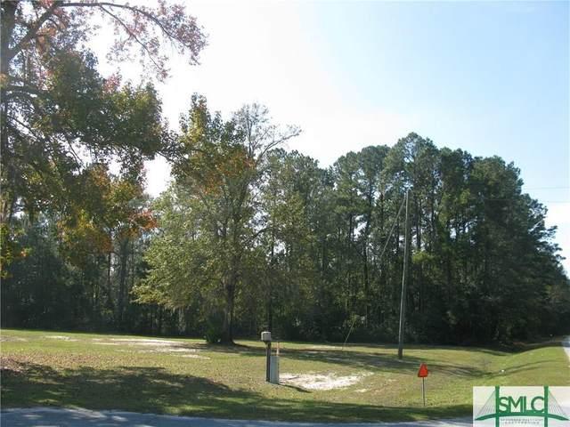 2111 Hwy 119 S Highway, Guyton, GA 31312 (MLS #231077) :: Bocook Realty