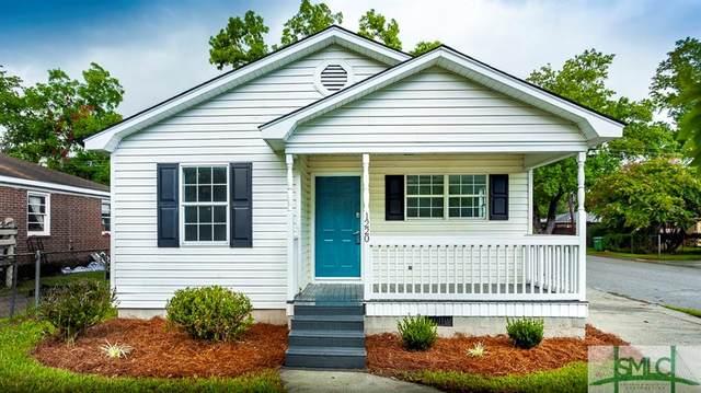 1220 E 57th Street, Savannah, GA 31404 (MLS #231078) :: Barker Team | RE/MAX Savannah