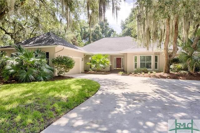 113 Priest Landing Drive, Savannah, GA 31411 (MLS #231082) :: Liza DiMarco