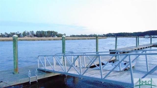 23 Shore Road, Savannah, GA 31419 (MLS #231087) :: Glenn Jones Group | Coldwell Banker Access Realty