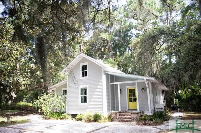350 Penrose Drive, Savannah, GA 31410 (MLS #231096) :: RE/MAX All American Realty