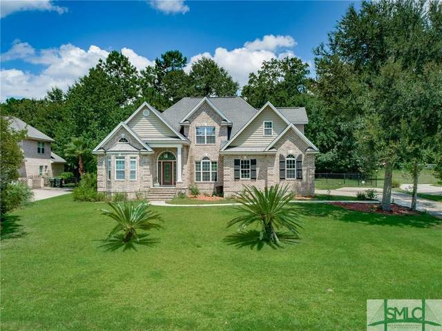 606 Channing Drive, Richmond Hill, GA 31324 (MLS #231104) :: Coastal Homes of Georgia, LLC