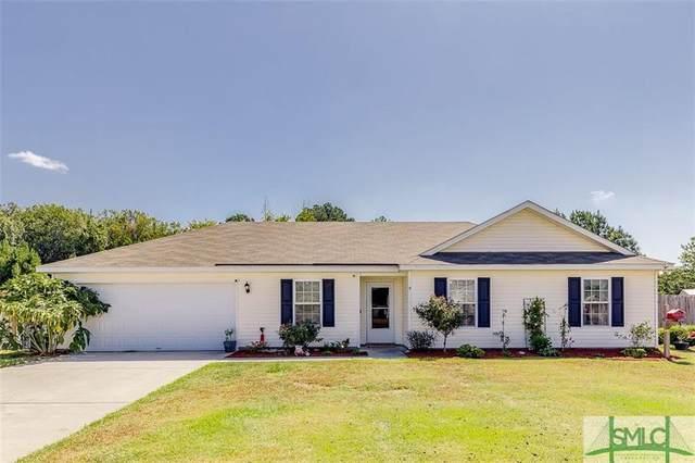 9 Blair Loop, Guyton, GA 31312 (MLS #231114) :: Level Ten Real Estate Group
