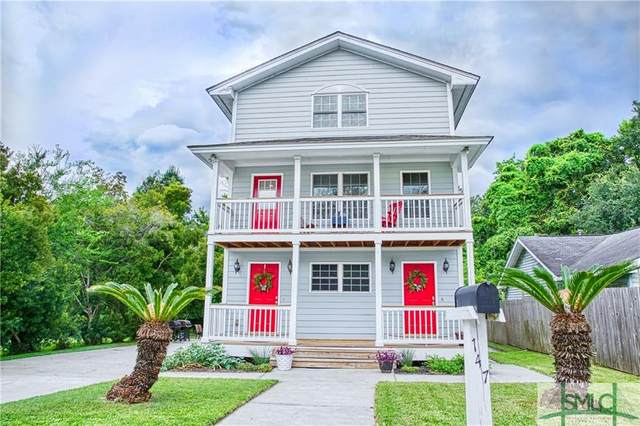147 Albion Street, Savannah, GA 31408 (MLS #231118) :: The Arlow Real Estate Group