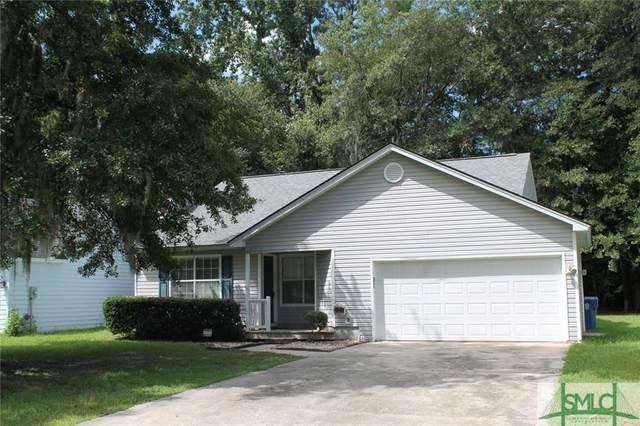 209 Sugar Mill Drive, Savannah, GA 31419 (MLS #231119) :: Barker Team   RE/MAX Savannah