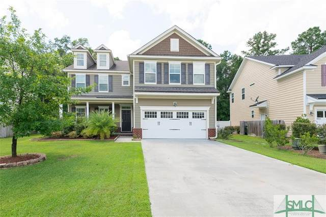 130 Tahoe Drive, Pooler, GA 31322 (MLS #231121) :: The Sheila Doney Team