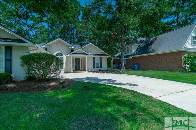 107 Egrets Way Lane, Richmond Hill, GA 31324 (MLS #231123) :: Partin Real Estate Team at Luxe Real Estate Services