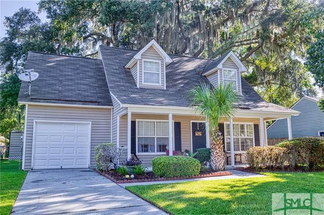 124 Bordeaux Lane, Savannah, GA 31419 (MLS #231127) :: Partin Real Estate Team at Luxe Real Estate Services