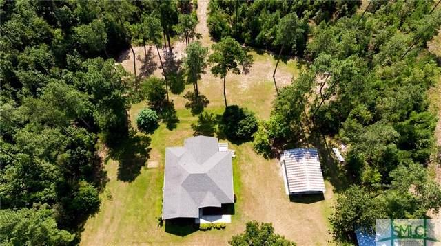 3951 Cannady Drive, Millen, GA 30442 (MLS #231128) :: Barker Team | RE/MAX Savannah