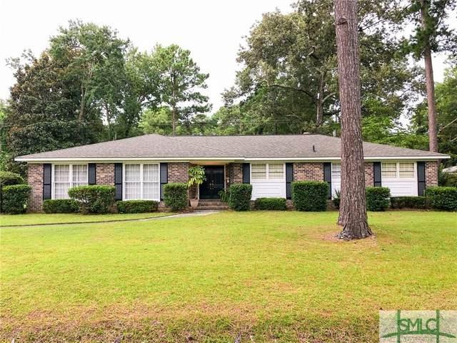 151 Hopecrest Avenue, Savannah, GA 31406 (MLS #231138) :: Bocook Realty