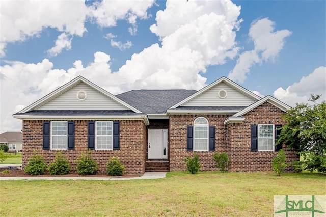 205 E Leyland Court, Statesboro, GA 30458 (MLS #231140) :: The Arlow Real Estate Group