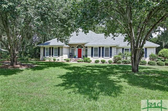 13 Marsh Point Drive, Savannah, GA 31406 (MLS #231144) :: RE/MAX All American Realty