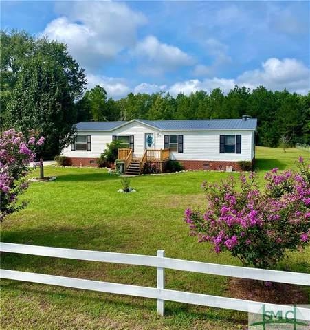 214 Saddlehorn Lane, Guyton, GA 31312 (MLS #231145) :: Coastal Savannah Homes