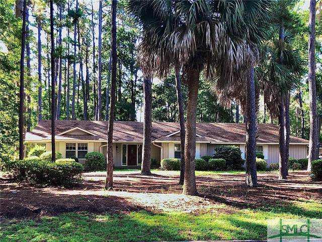 6 Clifton Lane, Savannah, GA 31411 (MLS #231146) :: The Arlow Real Estate Group