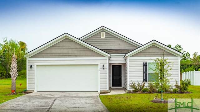36 Hawkhorn Court, Savannah, GA 31407 (MLS #231165) :: Partin Real Estate Team at Luxe Real Estate Services
