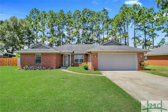 1916 Salisbury Way, Hinesville, GA 31313 (MLS #231167) :: Partin Real Estate Team at Luxe Real Estate Services