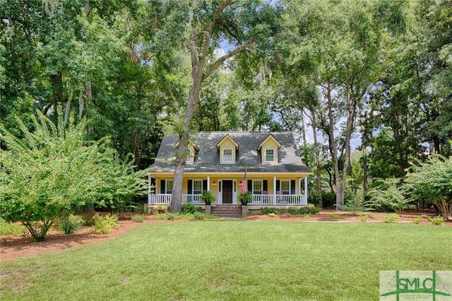 105 Terrapin Trail, Savannah, GA 31406 (MLS #231168) :: Partin Real Estate Team at Luxe Real Estate Services