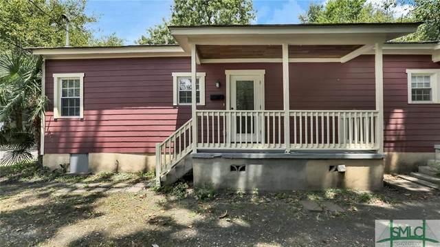 622/624 E Park Lane, Savannah, GA 31401 (MLS #231172) :: Partin Real Estate Team at Luxe Real Estate Services