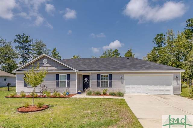 495 Abigail Circle, Ellabell, GA 31308 (MLS #231175) :: Partin Real Estate Team at Luxe Real Estate Services
