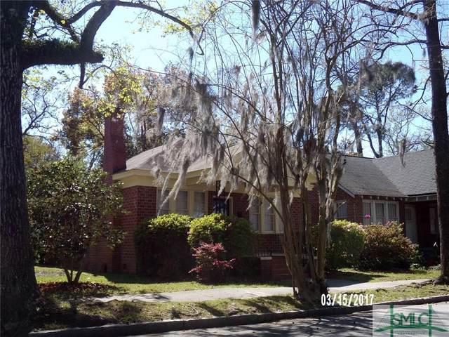 1305 E 50th Street, Savannah, GA 31404 (MLS #231177) :: Barker Team | RE/MAX Savannah