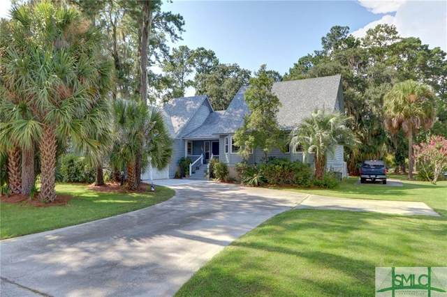 2 Meriweather Drive, Savannah, GA 31406 (MLS #231178) :: Team Kristin Brown | Keller Williams Coastal Area Partners