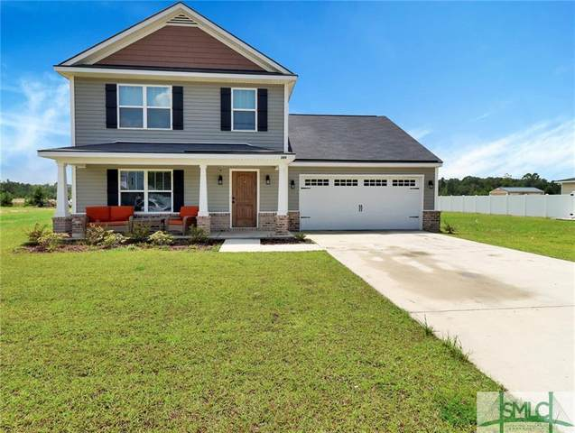 289 Wilkins Road, Midway, GA 31320 (MLS #231182) :: Teresa Cowart Team