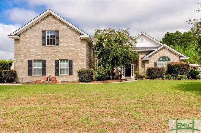 10 Hidden Creek Drive, Ellabell, GA 31308 (MLS #231183) :: Partin Real Estate Team at Luxe Real Estate Services