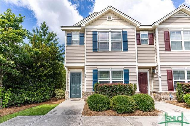 78 Winter Lake Circle, Savannah, GA 31407 (MLS #231186) :: Heather Murphy Real Estate Group