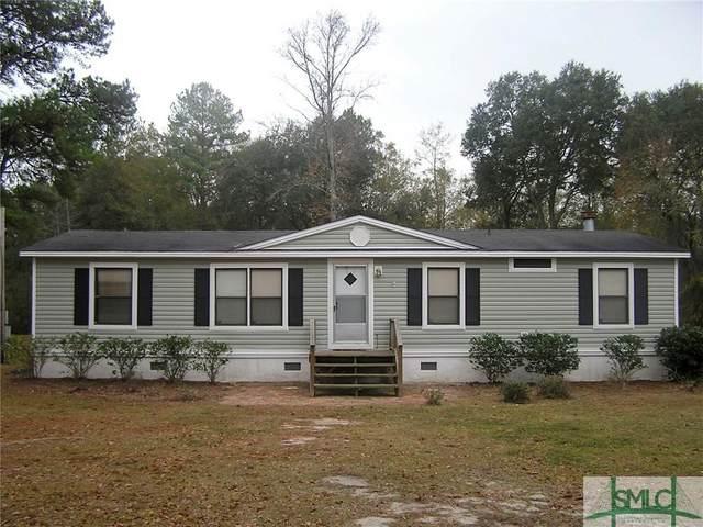 345 Lee Drive, Ellabell, GA 31308 (MLS #231189) :: Barker Team   RE/MAX Savannah
