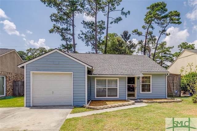109 N Leeds Gate Road, Savannah, GA 31406 (MLS #231190) :: Partin Real Estate Team at Luxe Real Estate Services