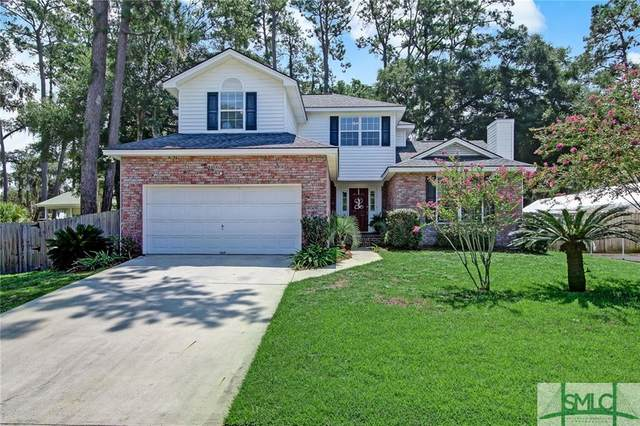9 Morningside Drive, Savannah, GA 31410 (MLS #231194) :: Heather Murphy Real Estate Group