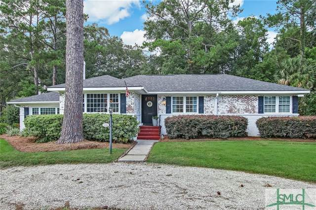 1216 Brightwood Drive, Savannah, GA 31406 (MLS #231206) :: Keller Williams Coastal Area Partners