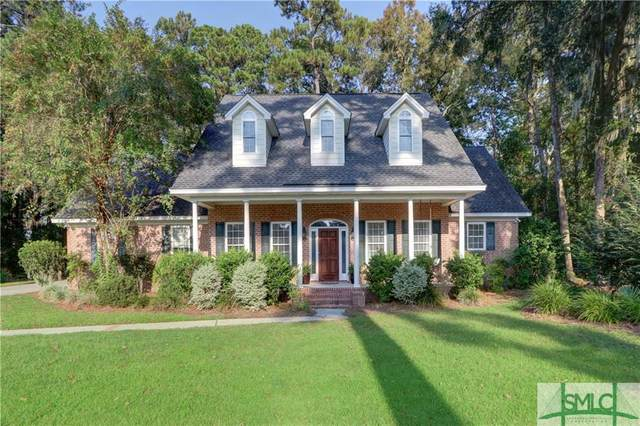 1 Lyman, Savannah, GA 31410 (MLS #231207) :: The Arlow Real Estate Group