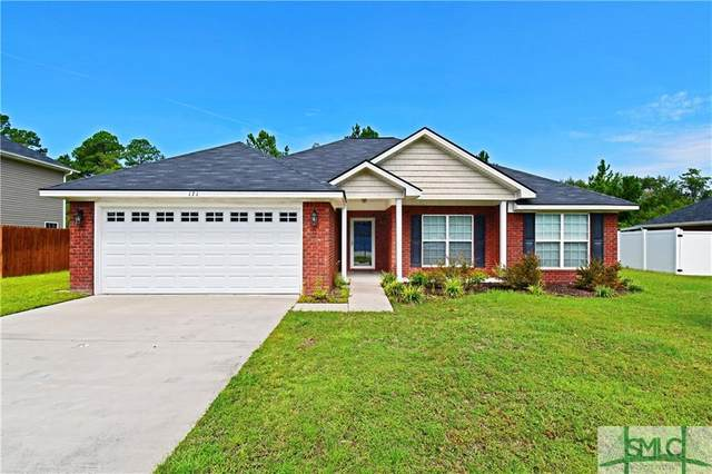 171 Grandview Drive, Hinesville, GA 31313 (MLS #231214) :: Partin Real Estate Team at Luxe Real Estate Services