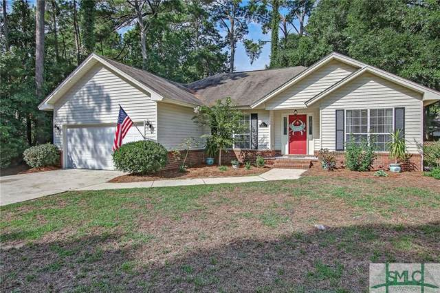 129 Palmetto Bay Road, Savannah, GA 31410 (MLS #231218) :: Glenn Jones Group | Coldwell Banker Access Realty