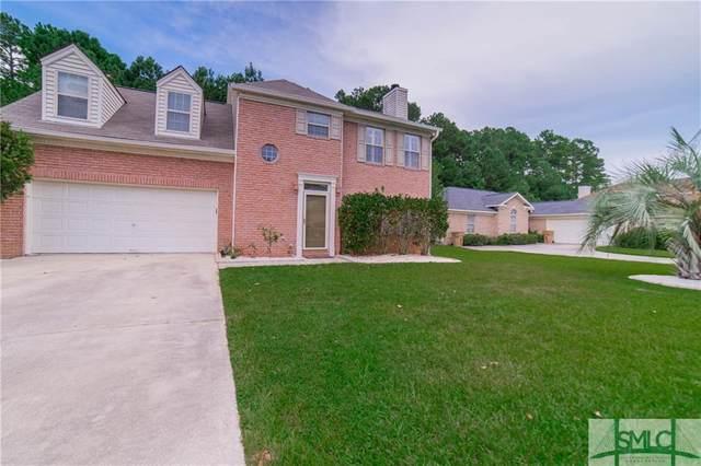 107 Golden Grove Lane, Richmond Hill, GA 31324 (MLS #231226) :: McIntosh Realty Team